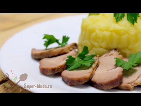 Свинина в фольге. Нежная свинина в фольге в духовке. Как приготовить свинину