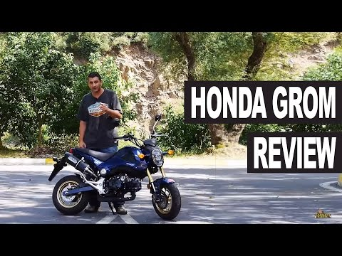 Honda Grom Review (MSX 125)