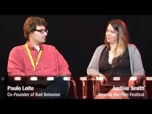 Fantasia Film Fest 2013 Videocast with Paulo Leite of Bad Behavior