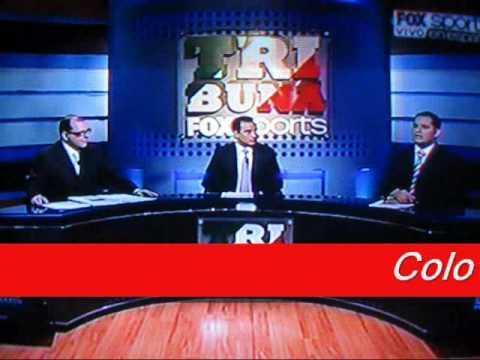Mexico vs Sudamerica Fabian Estay se vende en Tribuna Fox Sports[EN VIVO]03/13/10.