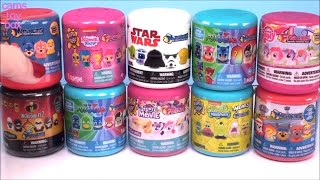 Mashems Fashems Paw Patrol Incredibles 2 SpongeBob PJ MASKS Shimmer Shine MLP Squishy Toy Surprises