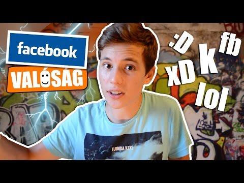 VLOG - Facebook VS Valóság