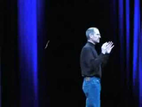 Make a Presentation Like Steve Jobs