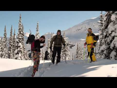 Marriott Basin Backcountry Ski Trip