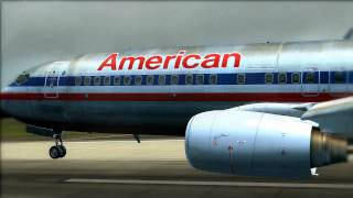 FSX TUTORIAL - How to Make Smooth Landings