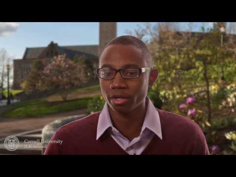 Chris Banks (MILR '14), Concentration in Collective Representation at Cornell University