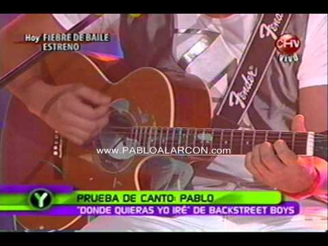 Pablo Alarcón - Donde quieras yo ire (www.PABLOALARCON.com)