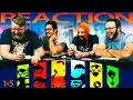 foto Young Justice 1x5 REACTION!!