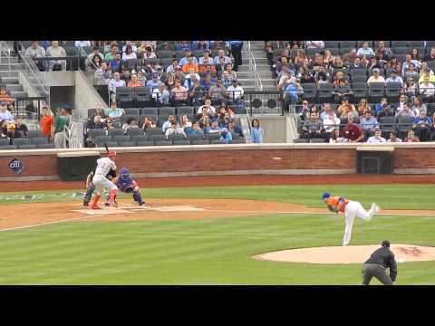 Phillies Grady Sizemore Vs Mets Dillon Gee 7/29/14 HD