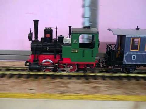 LGB Stainz G-Scale Steam Locomotive