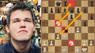 Too Weak, Too Slow! Magnus Carlsen Trash-talking