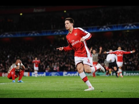 Samir Nasri - All Goals and Assists for Arsenal