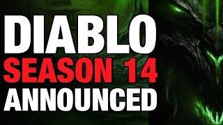 Diablo 3 Season 14 Start Date & S13 End Date Announced
