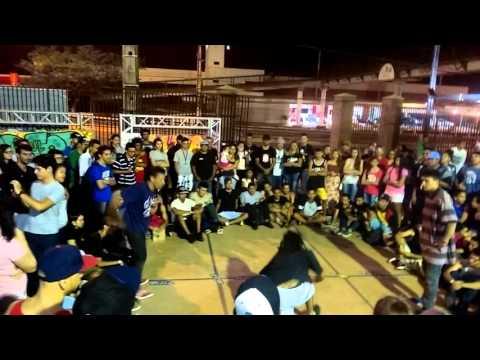 Intime - Top 8 - Bboy Pateta Vs Bboy Nex