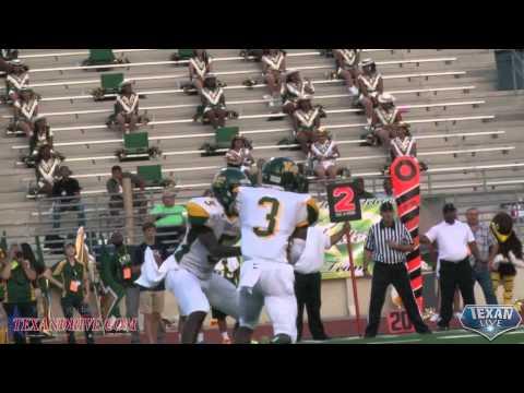 Atascocita High School Eagles vs Klein Forest High School Golden Eagles