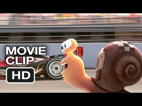 Turbo CLIP - No Dreamer Too Small (2013) - Ryan Reynolds, Paul Giamatti Movie HD