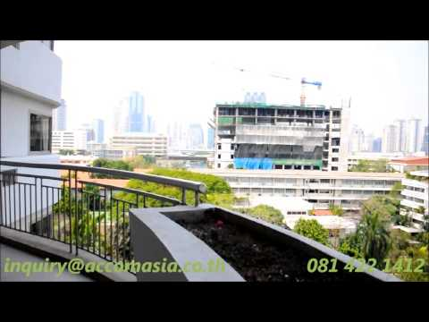 APARTMENT FOR RENT- PATTANASIN COMPOUND IN SATHORN – BANGKOK / CHONG NONSI BTS