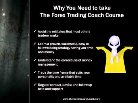The forex coach