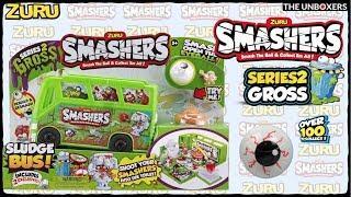 Smashers Series 2 Sludge Bus