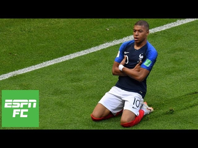Is Kylian Mbappe, not Neymar, in line to surpass Lionel Messi and Cristiano Ronaldo?   ESPN FC