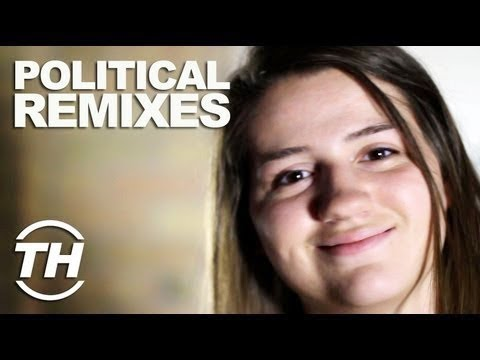 Political Remix - Barack Obama & Mitt Romney Auto-Tuned - Trend Hunter s Jennifer Gosnel