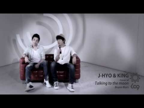 J-hyo & King Cover Of Talking To The Moon (bruno Mars) video