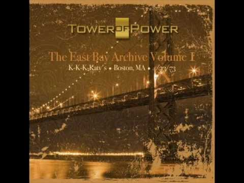 Tower Of Power - Just Another Day - Live (1973) Rare