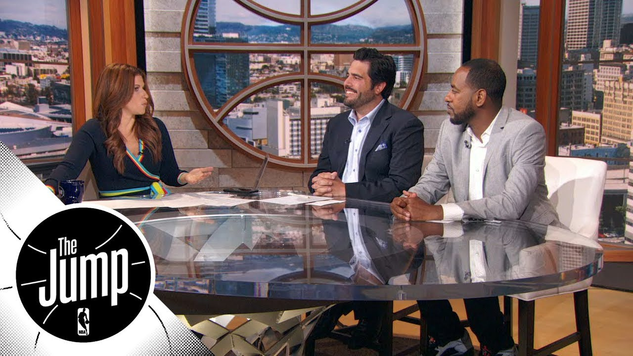 Amin Elhassan: Lakers' gamble to wait for Kawhi Leonard is working   The Jump   ESPN