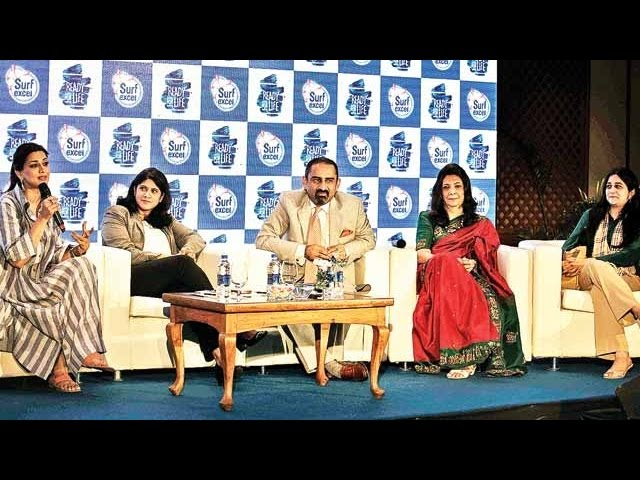Sonali Bendre Speech On How To Make Life Of School Kids Better | Surf Excel