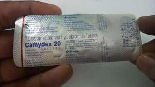 Bionova / Camydex 20 Tablet : Uses, Side effects, Reviews, Composition, Expert Advice in hindi