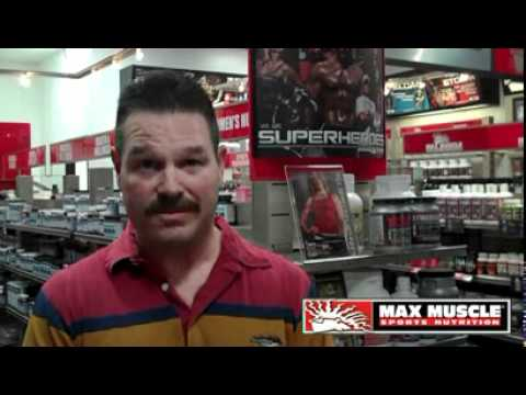 Max Muscle Nutrition Franchise Case Study