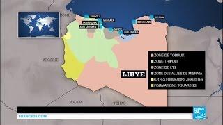 Guerre contre l'EI - Des forces spéciales françaises combattent au sol en Libye l'État islamique