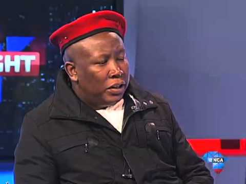 Malema back in the spotlight