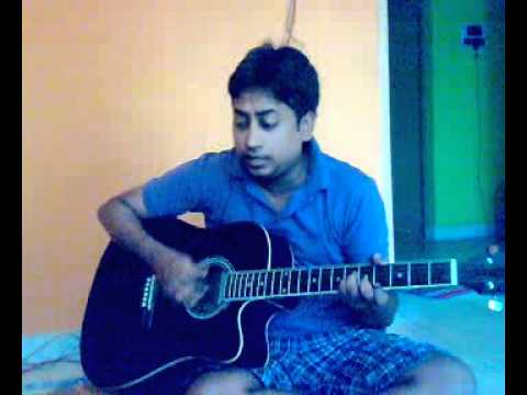 Ate Jate haste gate by Vikash on Guitar
