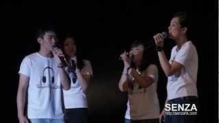 I Do (Cherish You) 無伴奏合唱版本_SENZA A CAPPELLA 唱到《聲沙》演唱會 2012