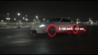 2014 Nissan 370Z Nismo cool commercial - Night Driving (new / neu)