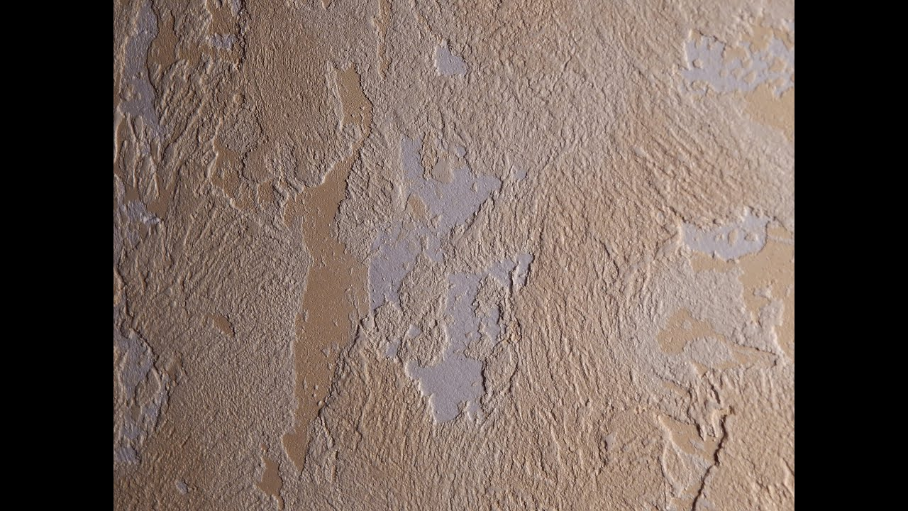 Wall plastering designs