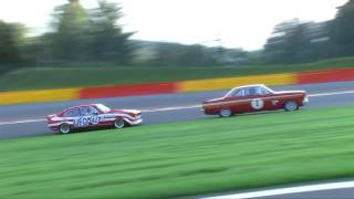 Spa Francorchamps - Ford Capri