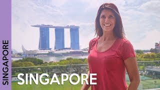 SINGAPORE: understanding the city of the future | travel vlog