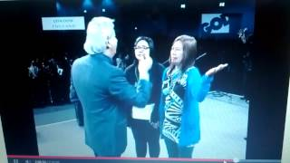Benny Hinn- Prophecy for the Philippines 2011