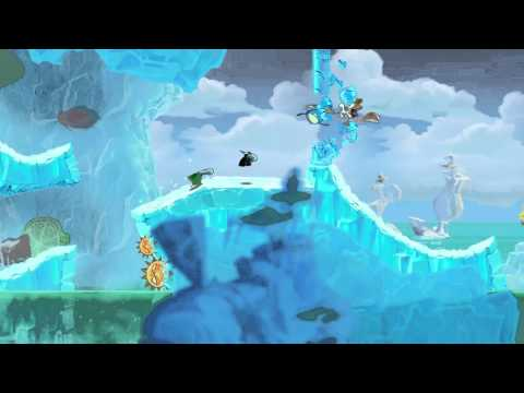 Rayman Origins - Around the world Trailer