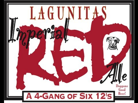 Lagunitas Imperial Red Ale | Beer Geek Nation Craft Beer Reviews