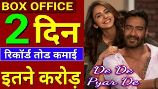 De De Pyar De Box Office Collection Day 2, De De Pyar De Collection, Ajay Devgan, Tabu, Rakul Preet,