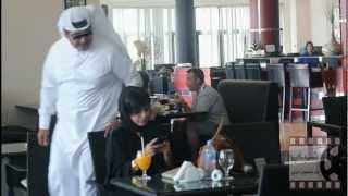 Qatari Short film ( coffee-shop )_( الفلم القطري ( كوفي شوب