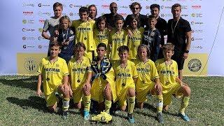 Campeones de la Villarreal Yellow Cup Miami