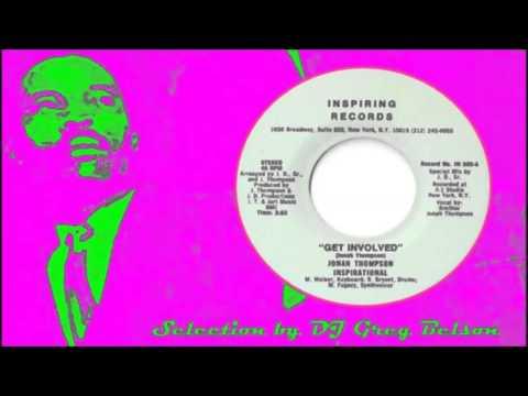 Gospel Deep Soul 45 - Brother Jonah Thompson - 'Get involved'