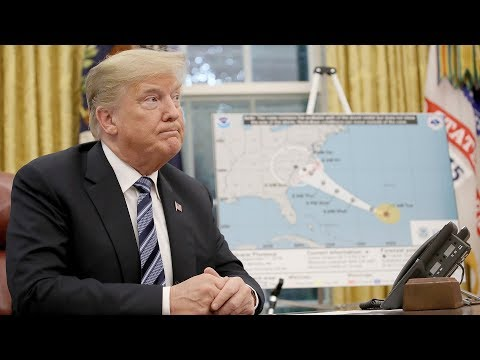 Trump: 'We Are Totally Prepared, We Are Ready' for Hurricane Florence