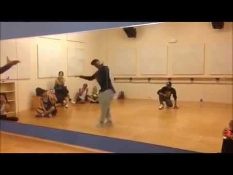 The whip dance choreo collab Columbus Short & Romeo