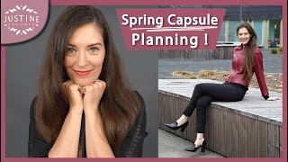 """Spring capsule wardrobe: how to plan the items that """"don't count"""" 