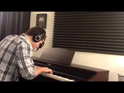 Adventure Club ft. The Kite String Tangle - Wonder (Luke Shay Remix) [Evan Duffy Piano Cover]